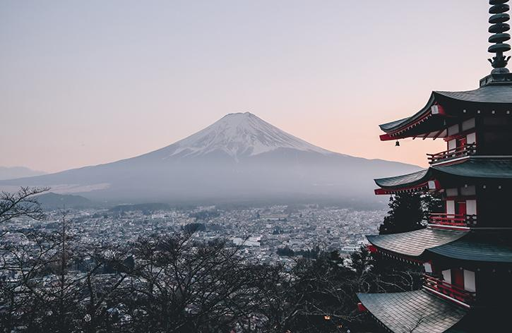 Japan never been colonised by european