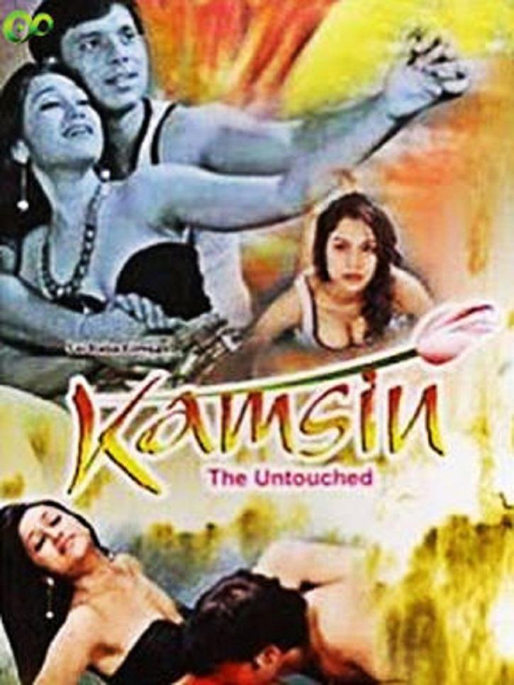 Disha Vakani in Hindi B grade film Kamsin: The Untouched.