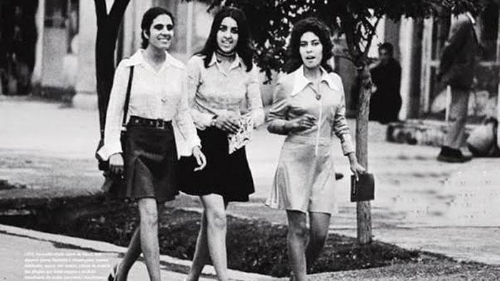 Afganistan in 1970s