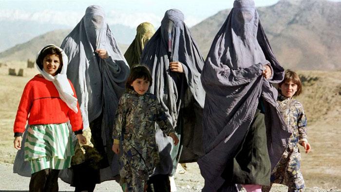Afganistan in 2021