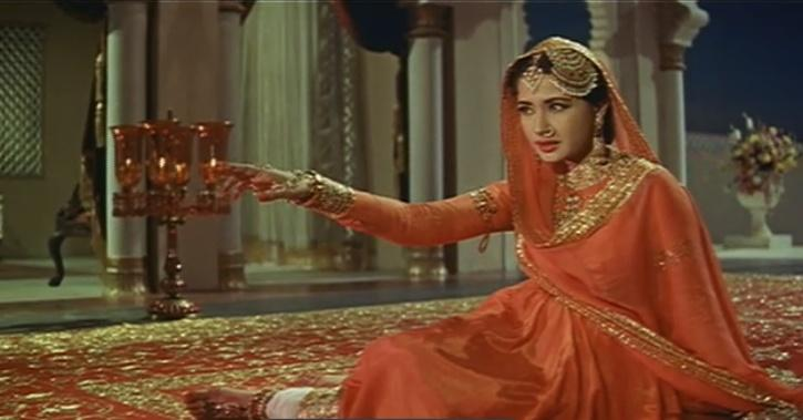 Meena Kumari took only Re.1 as a token of regard for her iconic role in the movie Pakeezah in 1972, directed by Kamal Amrohi.