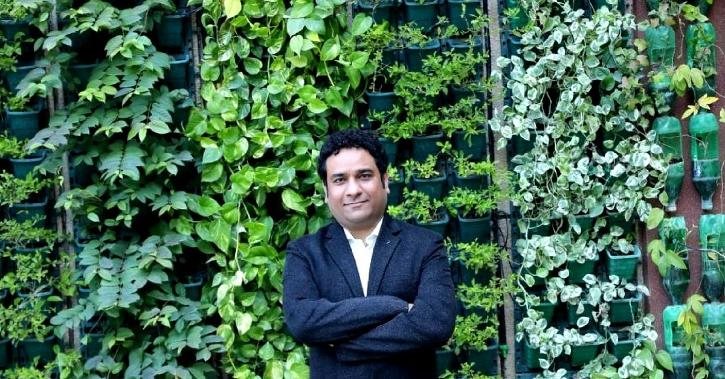 rohit mehra making micro forests