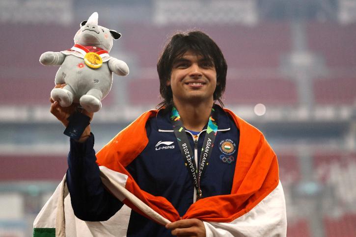 Neeraj Chopra Javelin | Reuters
