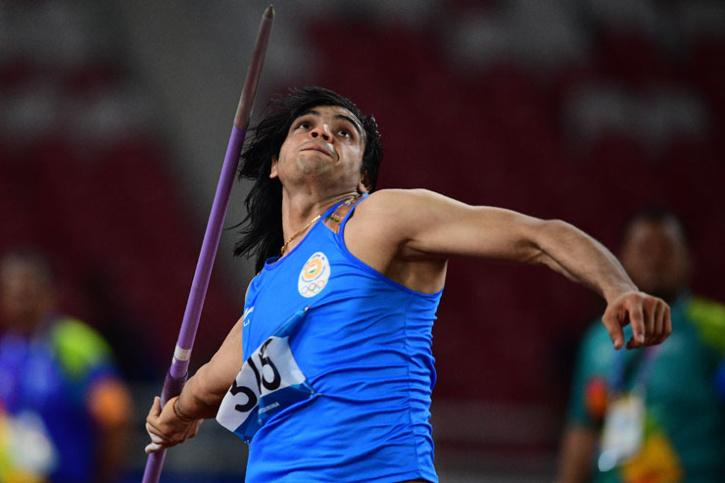 Neeraj Chopra Javelin Tokyo Olympics 2020 | Reuters