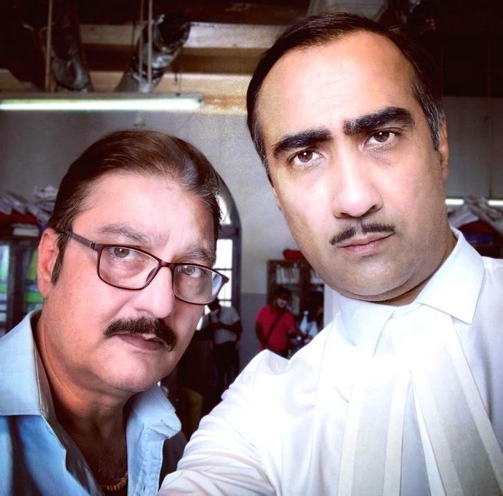 Actors Ranvir Shorey and Vinay Pathak reunite as co-hosts in the upcoming satirical-comedy show
