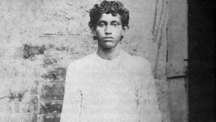 Rare Photo of Indian Freedom Fighter Khudiram Bose