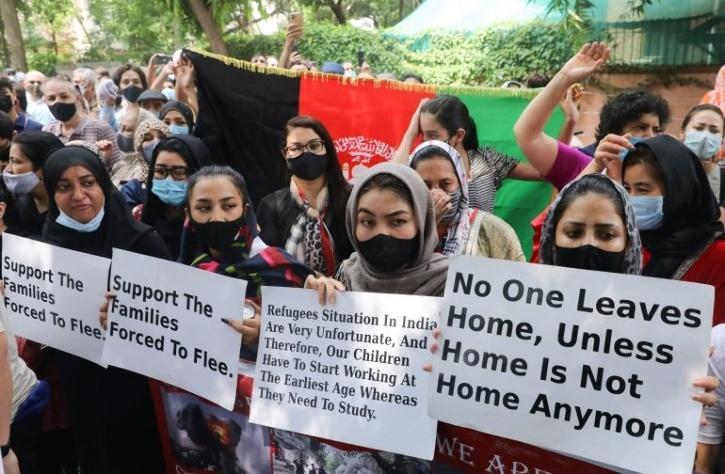 refugee-protest