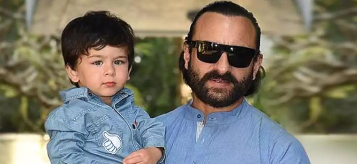 Saif Ali Khan Names Second Child Jehangir Khan, Netizens Say He Has Royall Trolled The Bhakts