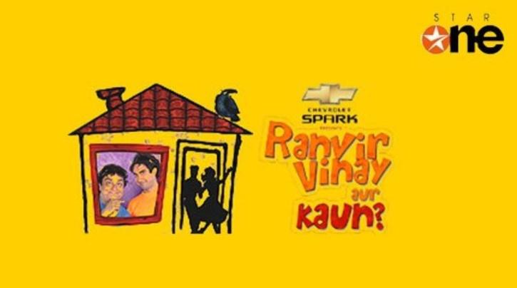 Just to jog your memory a little, Ranvir and Vinay Pathak hosted several shows together, including
