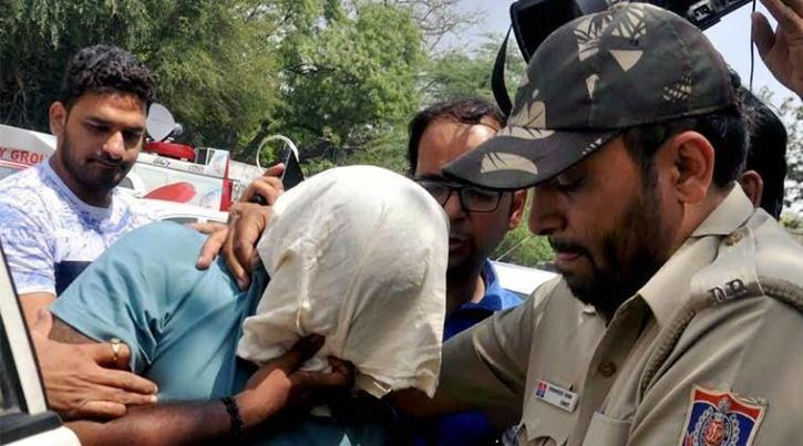 Sukesh Chandrasekhar, an accused in 21 cases, including the Election Commission bribery case, has been arrested for allegedly extorting Rs 50 crore from a businessman here. The Economic Offences Wing will investigate the fresh case, officials said on the