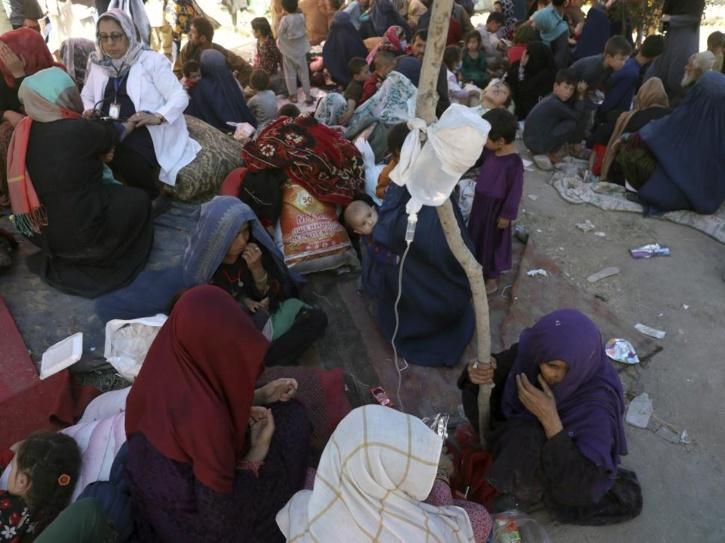 taliban-afganistan flee