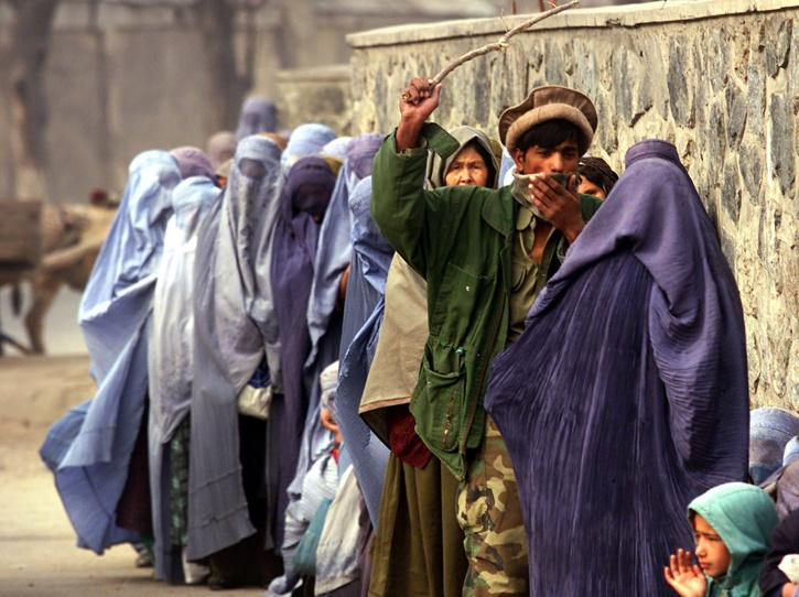 taliban women
