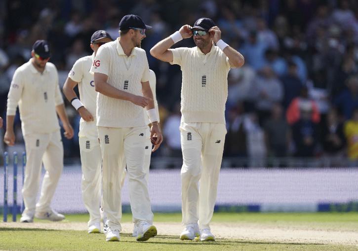 England Hammer India