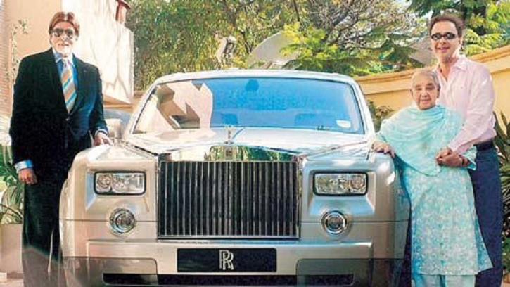 Amitabh Bachchan's Rolls- Royce Phantom Seized By Karnataka Police