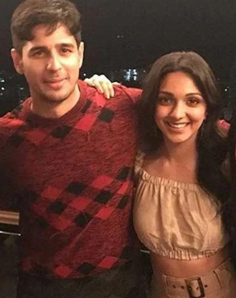 Sidharth was all praises for co-actor and rumored girlfriend Kiara.