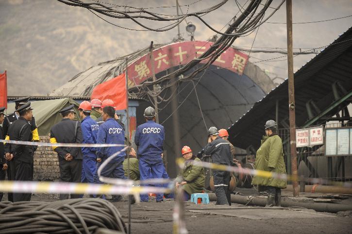 Wangjialing mine