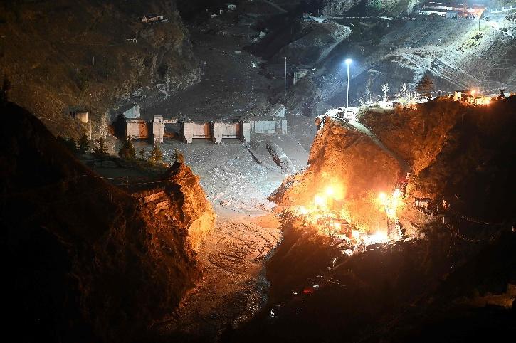 Tapovan Tunnel Rescue Uttarakhand
