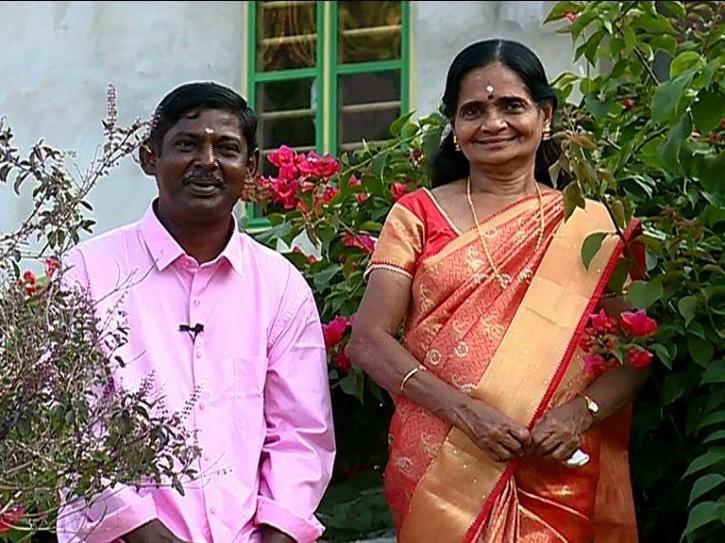 Rajan And Saraswati