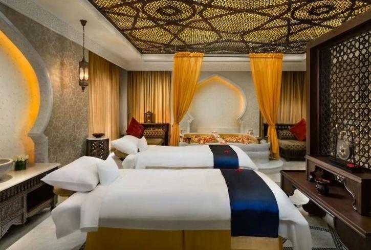 The Emirates Palace Spa