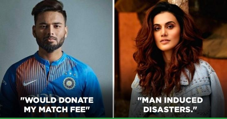 From Donation To Concerns, Celebrities Rally For Uttarakhand Glacier Burst Victims