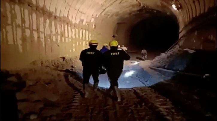 Tapovan Tunnel Rescue