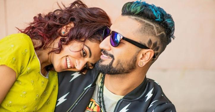 Vicky Kaushal and Taapsee Pannu in Manmarziyan / Vicky Kaushal Twitter