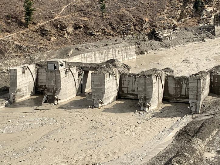 Uttarakhand Dam