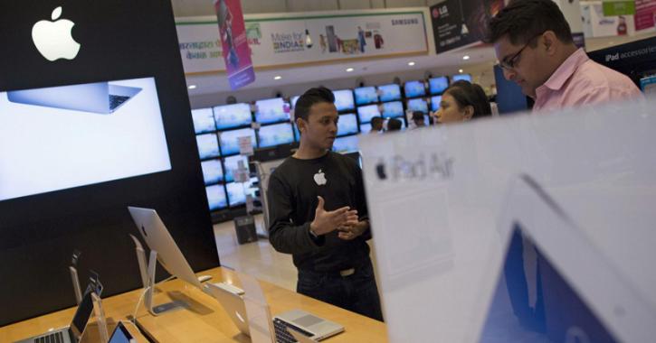 Apple iPad india production
