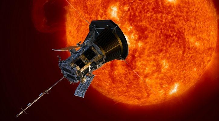 NASA parker solar probe venus