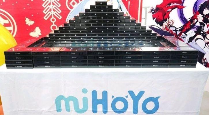 mihoyo ps5 gift