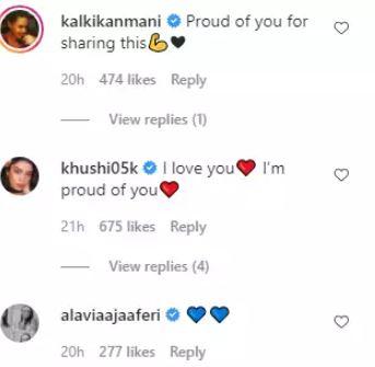 Aaliyah Kashyap / Instagram