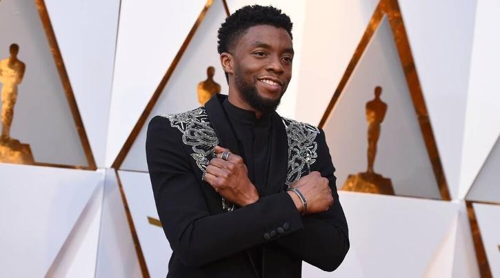 Chadwick Boseman / Variety