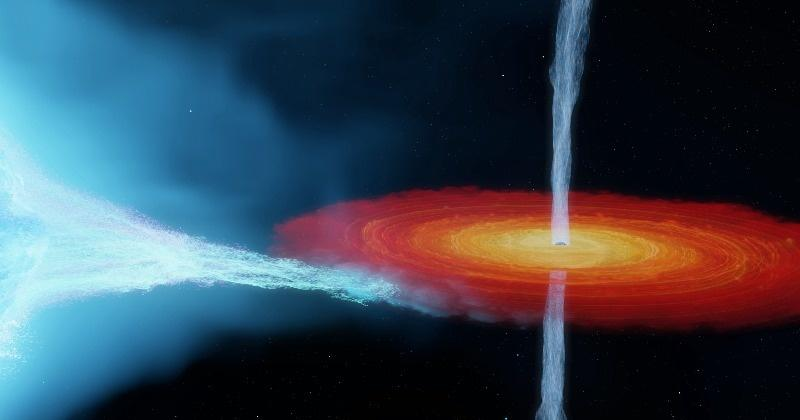 First Black Hole Ever Discovered Is More Massive Than Scientists Imagined - India Times