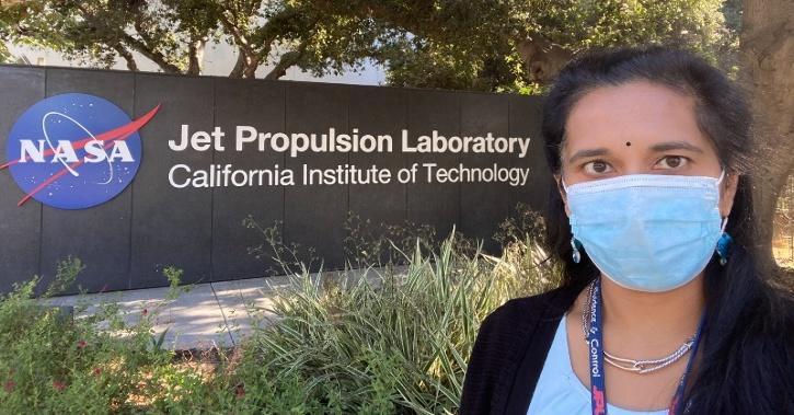 Dr Swati Mohan NASA