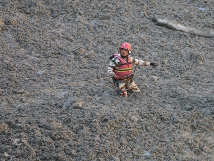 Uttarakhand Flood ITBP