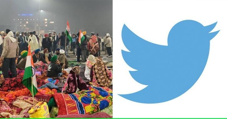 farmers protest twitter controversy govt