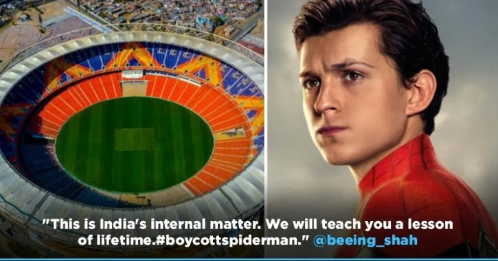 Desis Confuse Author Tom Holland With Actor, Call Him