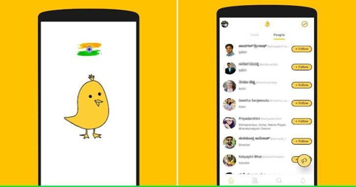 Koo micro-blogging app