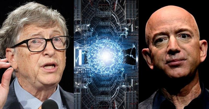 Bill Gates And Jeff Bezos Back Startup For Unlimited Clean Energy Via Nuclear Fusion