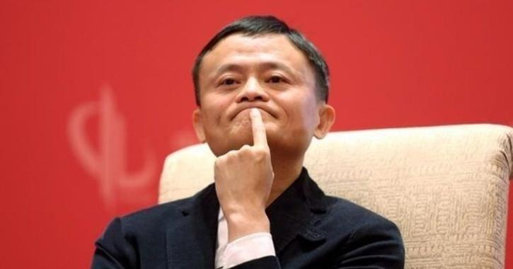 jack ma Chinese a list