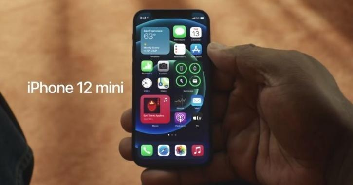 iphone 12 mini stock