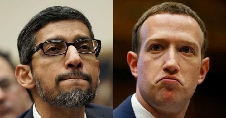 google facebook australia law news payment