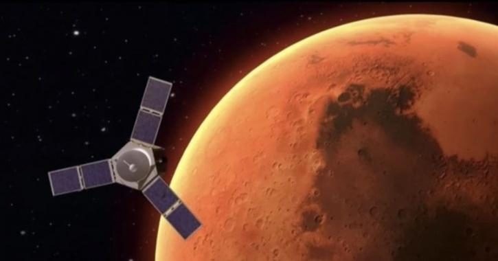 UAE Hope Mars Mission