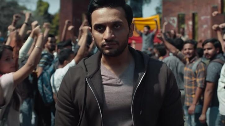 Mohammed Zeeshan Ayyub in Tandav / Amazon Prime Video