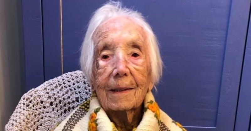 110-Year-Old Woman Becomes Singing Sensation After Going Viral On <b>TikTok</b> thumbnail