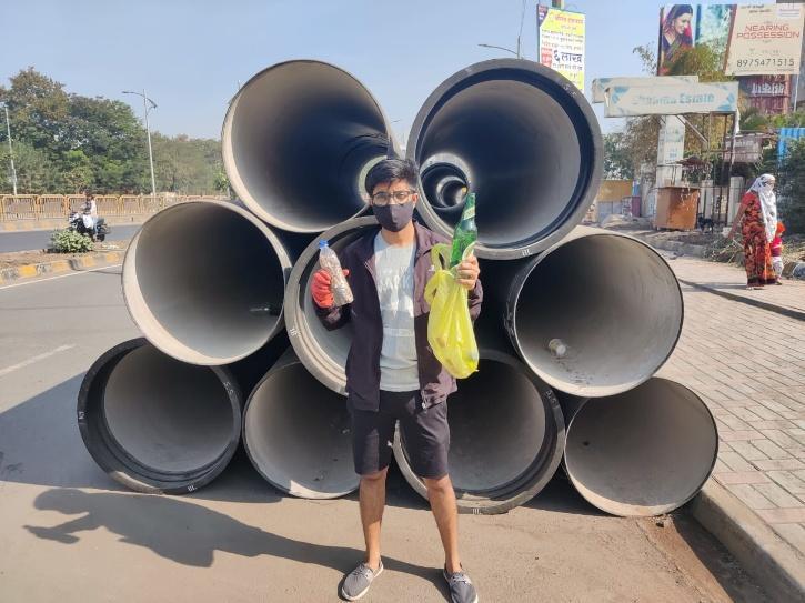 Vivek Gurav Pune Ploggers