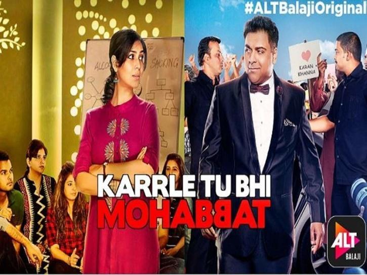 Karrle Tu Bhi Mohabbat: Hindi Romantic Web Series
