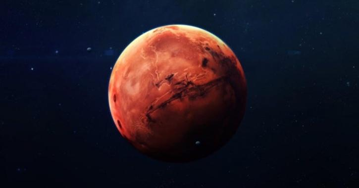 A team of ten scientists in a recent research published in Science Advances suggest that melting snow and salt present on the red planet