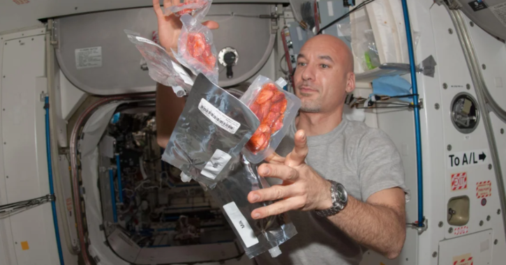 The space agency has started the Deep Space Food Challenge.