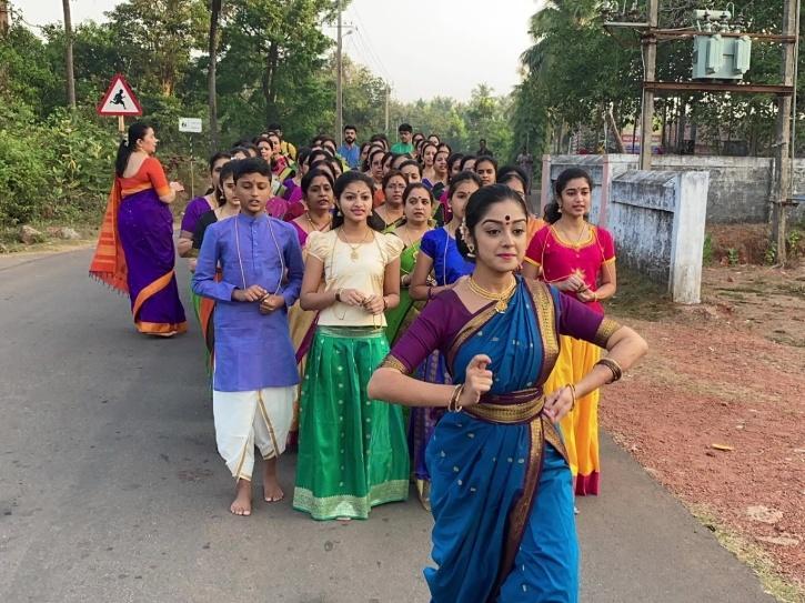 Kangana Ranaut On Viral Nagara Sankeerthane Clip